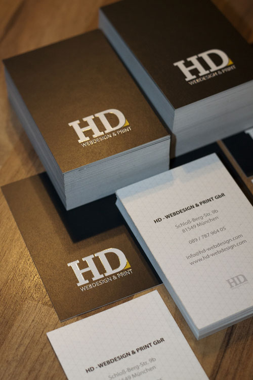 HD - Business Cards 2010