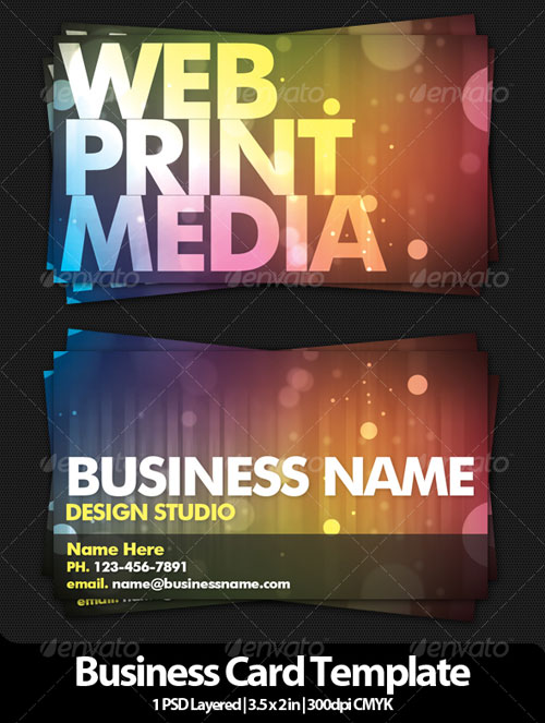 Design Studio Business Card V2