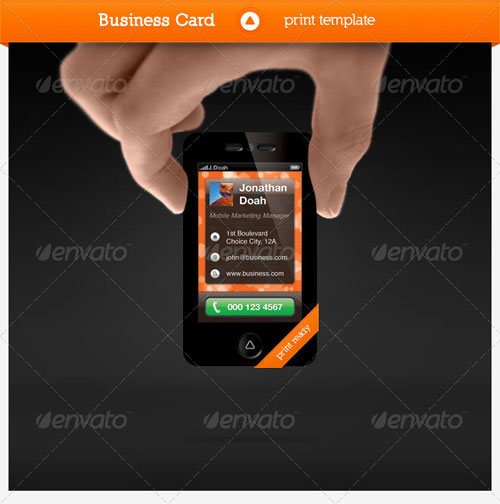 50 high quality psd business card designs web graphic design smartphone business card fbccfo