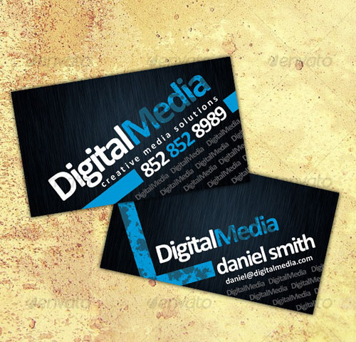 Business Card No2