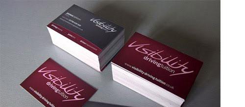 Business Card Design Project Walkthrough