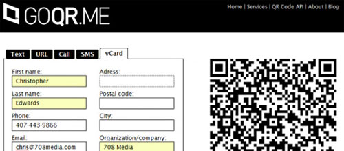 How To Create A QR Code Business Card With Ease