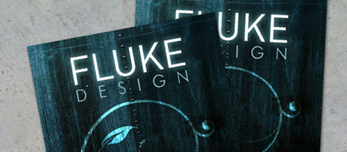 Making a Grungy Business Card