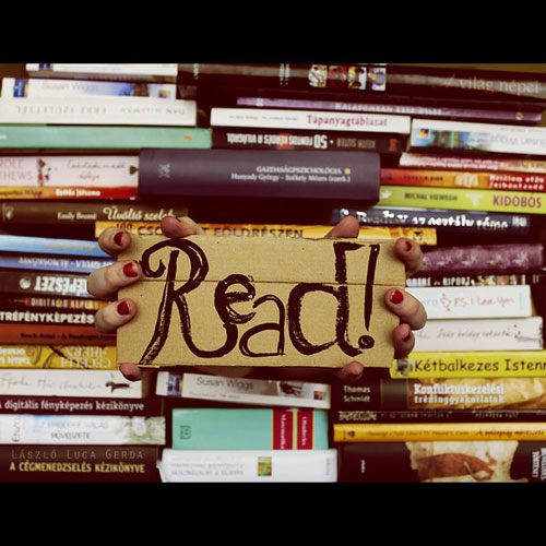 The message of books