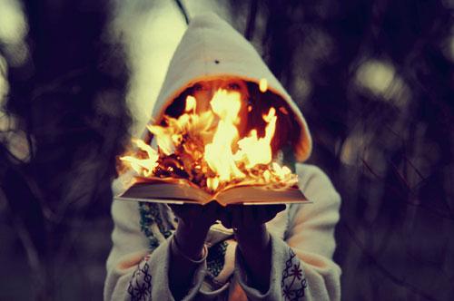 Burning A Memory