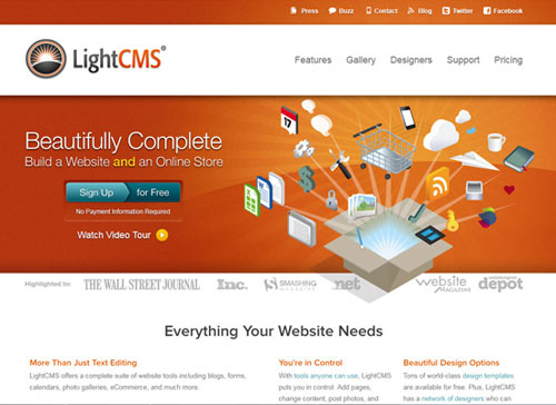 35 modern corporate website designs  u2013 bashooka