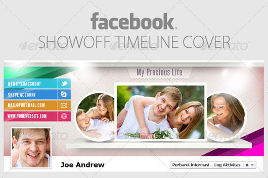 Showoff Facebook Timeline Cover