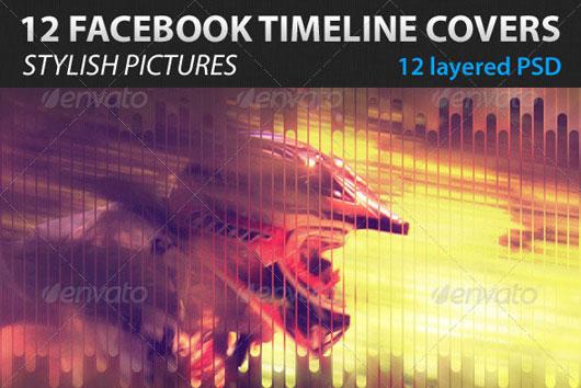12 Facebook Timeline Covers