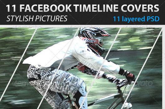 11 Facebook Timeline Covers
