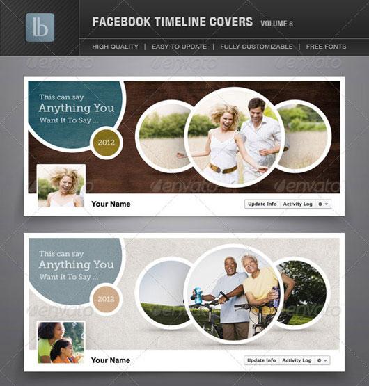 Facebook Timeline Cover | Volume 8