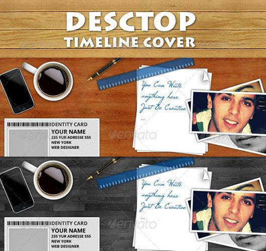 Desktop Facebook Timeline Cover