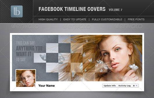 Facebook Timeline Cover | Volume 7