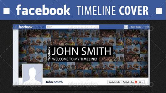 Unique Facebook Timeline Cover