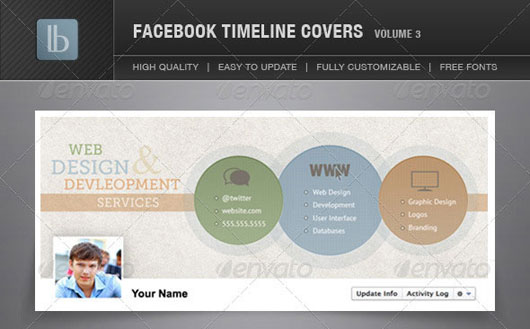 Facebook Timeline Covers | Volume 3