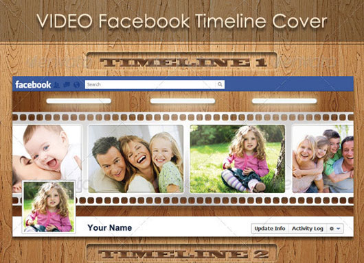 Video Facebook Timeline Cover