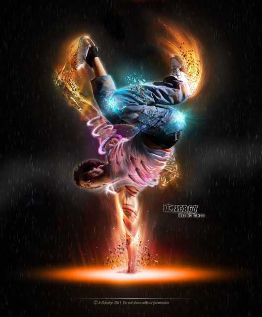 Energy- Has no Limits-