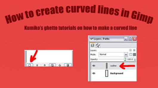 Gimp 2.2 lineart tutorial