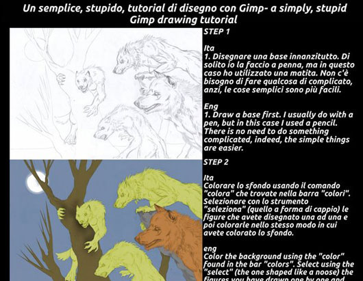 A simply and stupid tutorial