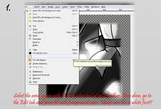 GIMP Tutorial: Glow Effect