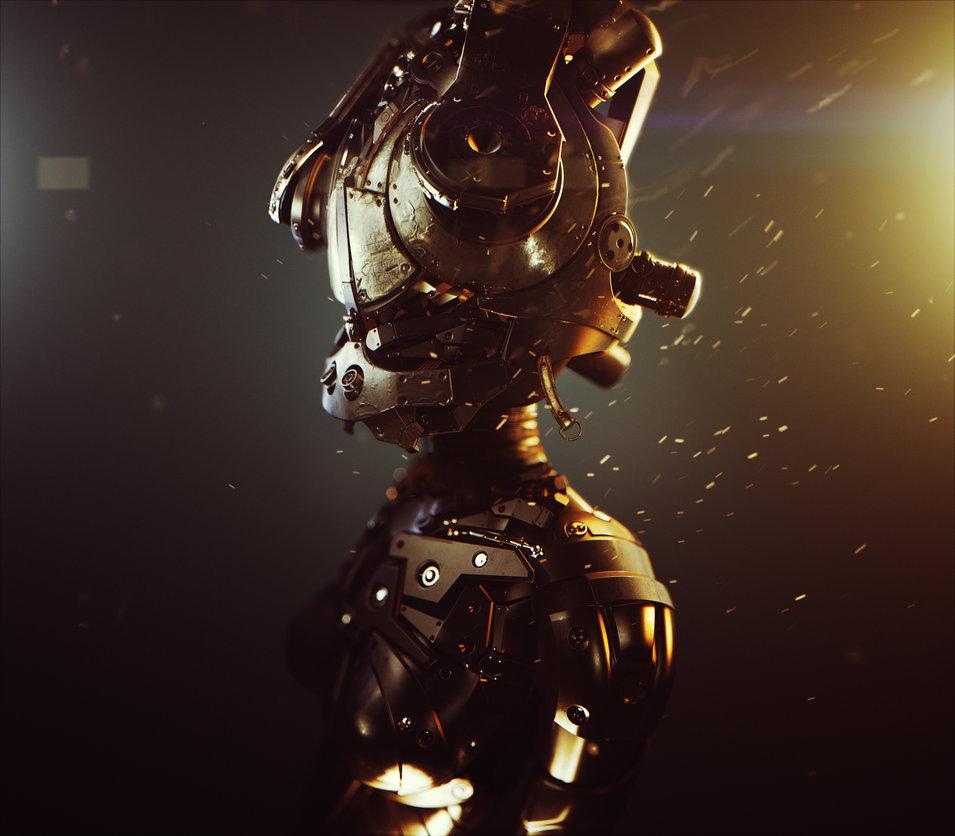 40 amazing 3d sci