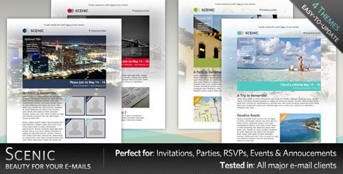 best html email newsletter templates web graphic design bashooka