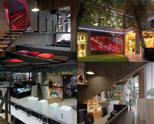 8 Coolest Office Spaces, Ever