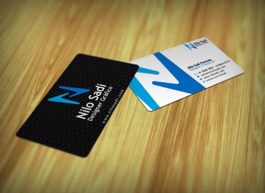 Nilo Sadi Business Card
