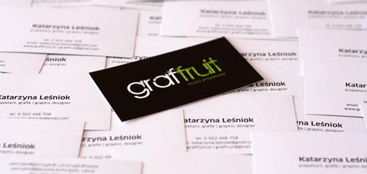 GRAFFRUIT business card