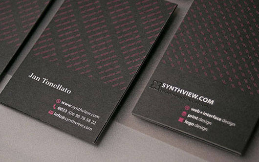synthview business card