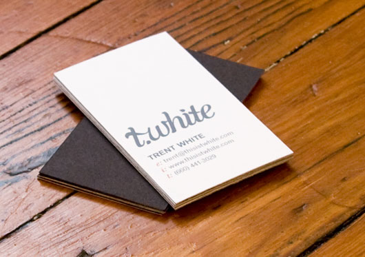 Personal Business Card : 65 Examples | Web & Graphic Design | Bashooka
