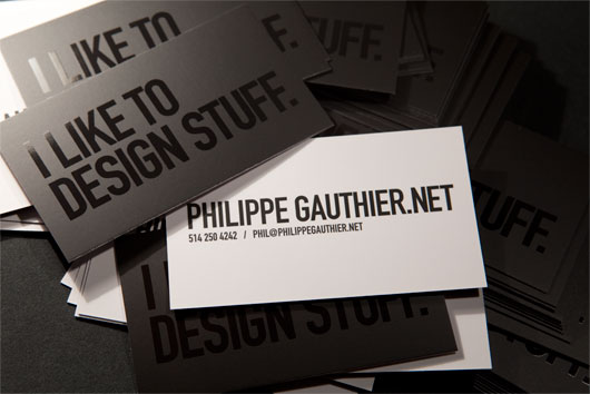Philippe Gauthier Graphic Designer