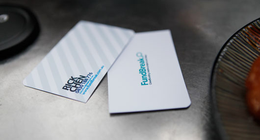 Fundbreak Card