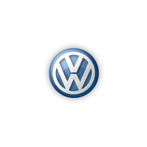 Drawing the Volkswagen Logo
