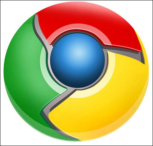 Google Chrome Logo Design