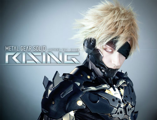 Raiden - Metal Gear Solid Rising
