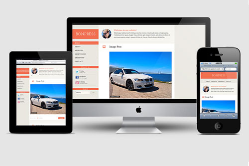 BonPress – Responsive WordPress Theme