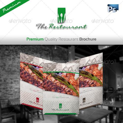 RW Premium Restaurant Brochure