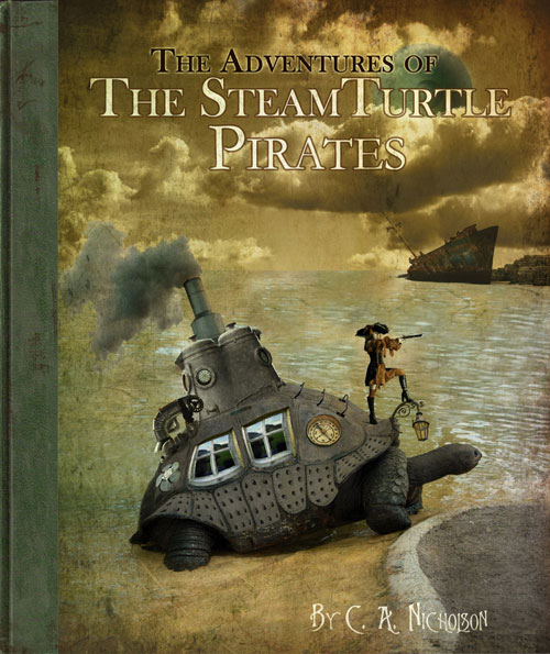 The Steam Turtle Pirates