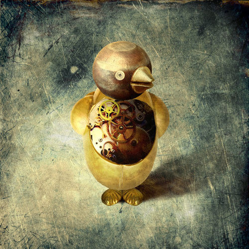 Clockwork Penguin