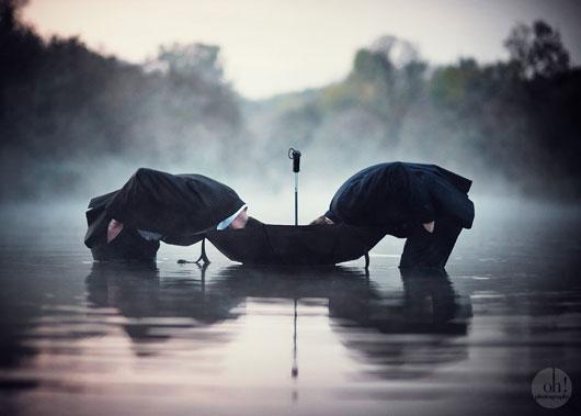 silent divers