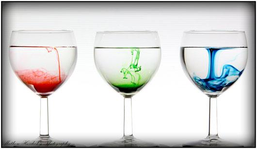 To Dye A Glass
