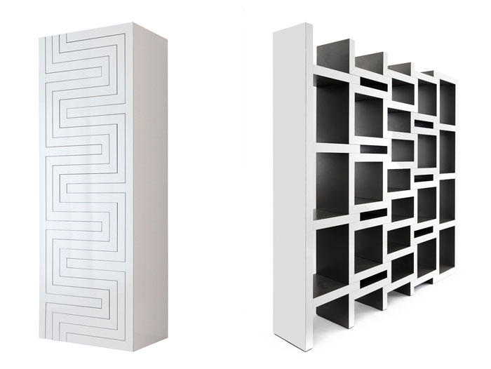 100+ Amazing Bookcase Designs