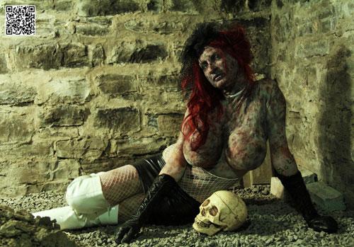 Zombie bride beta