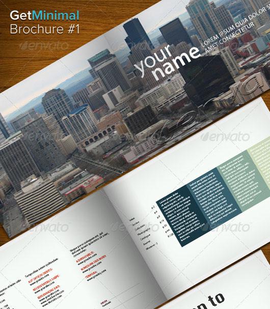 Get Minimal - Brochure 01