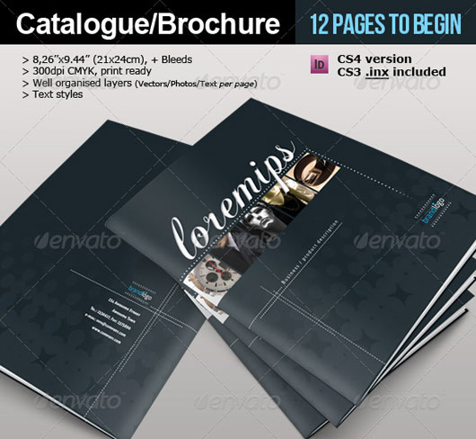 Brochure/Catalogue