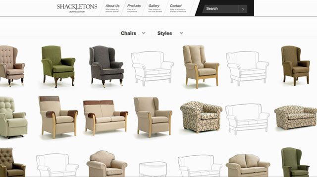 Shackletons – Creating Comfort