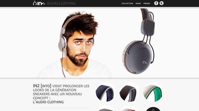 IN2 headphones
