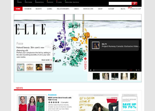 Elle Canada – your Top Fashion Magazine