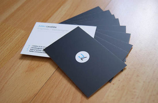 Minimalist Business Card : 25 Awesome Examples | Web ...