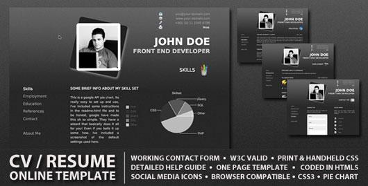 ProCV - Professional Online Resume / CV
